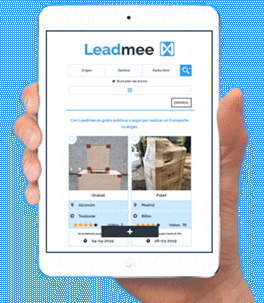 Leadmee_app_android_ios_transporte_gratis